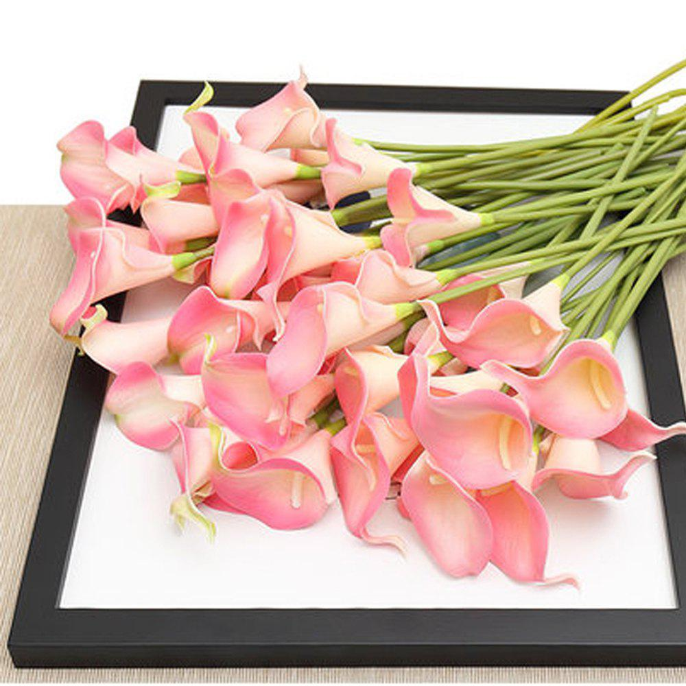Anti-real flower calla flowers - PINK