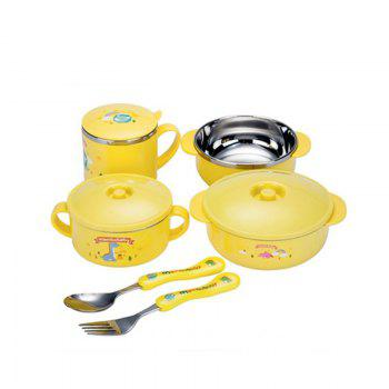 stainless steel tableware six sets gift boxed - MAIZE MAIZE