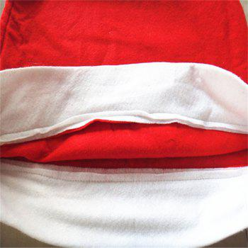 Big holiday decorations non-woven coverings - RED RED