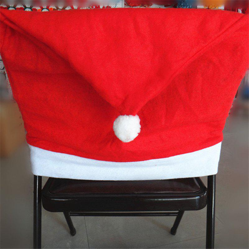 Big holiday decorations non-woven coverings - RED 50CM X 60CM
