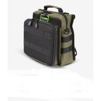 ILURE Brave Saddle Bag - ARMY GREEN ARMY GREEN