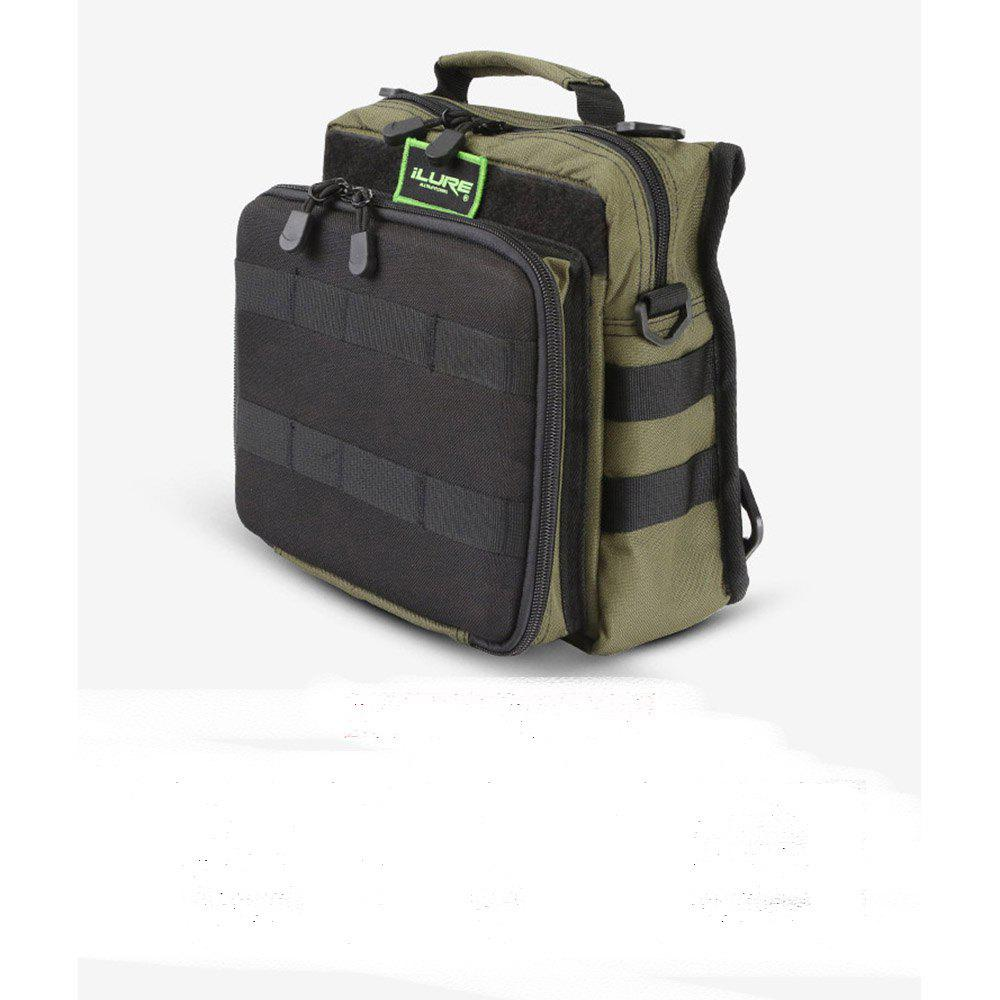 ILURE Brave Saddle Bag - ARMY GREEN