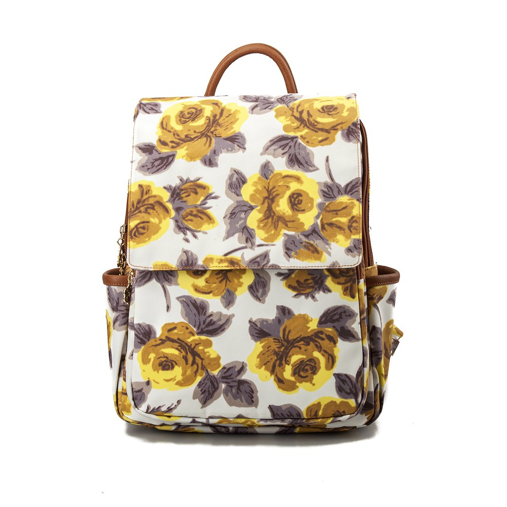Backpack For Girls Fashion Floral Backpack Waterproof Backpack - FLORAL