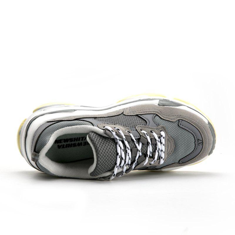 Men's Autumn Outdoor  High Breathable Casual Sports Shoes 39-44 - GRAY 40