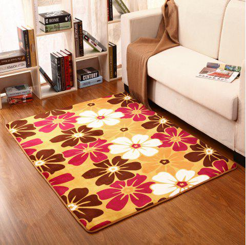 Doormat Modern Chic Design Anti Skid Floor Mat6 - COLORMIX 140X200CM