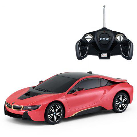 2018 rastar bmw i8 voiture de course t l command e avec mode ouverture de porte 59200 rouge in. Black Bedroom Furniture Sets. Home Design Ideas