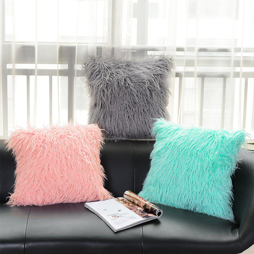 Candy Plush Pillow Comfortable and Soft - GRAY