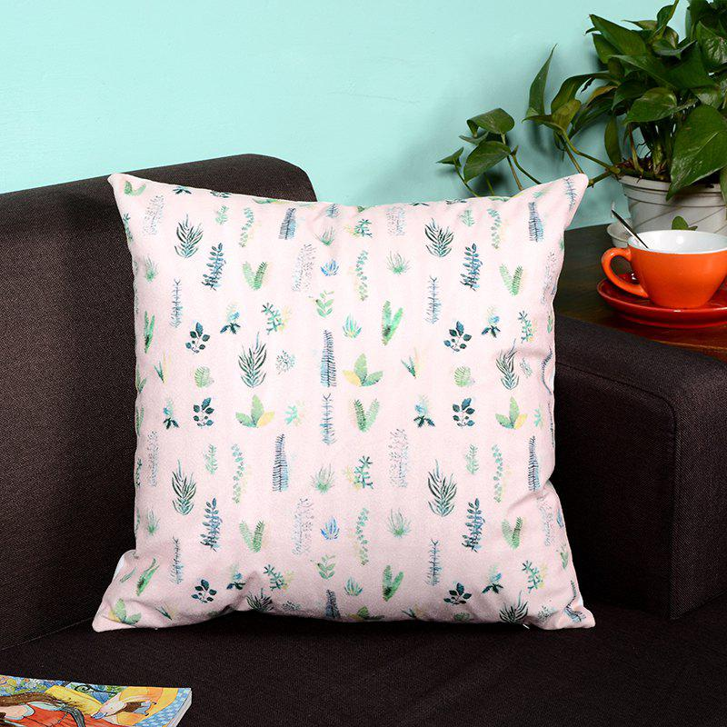 Small Fresh Grass Pillow Floret - PINK