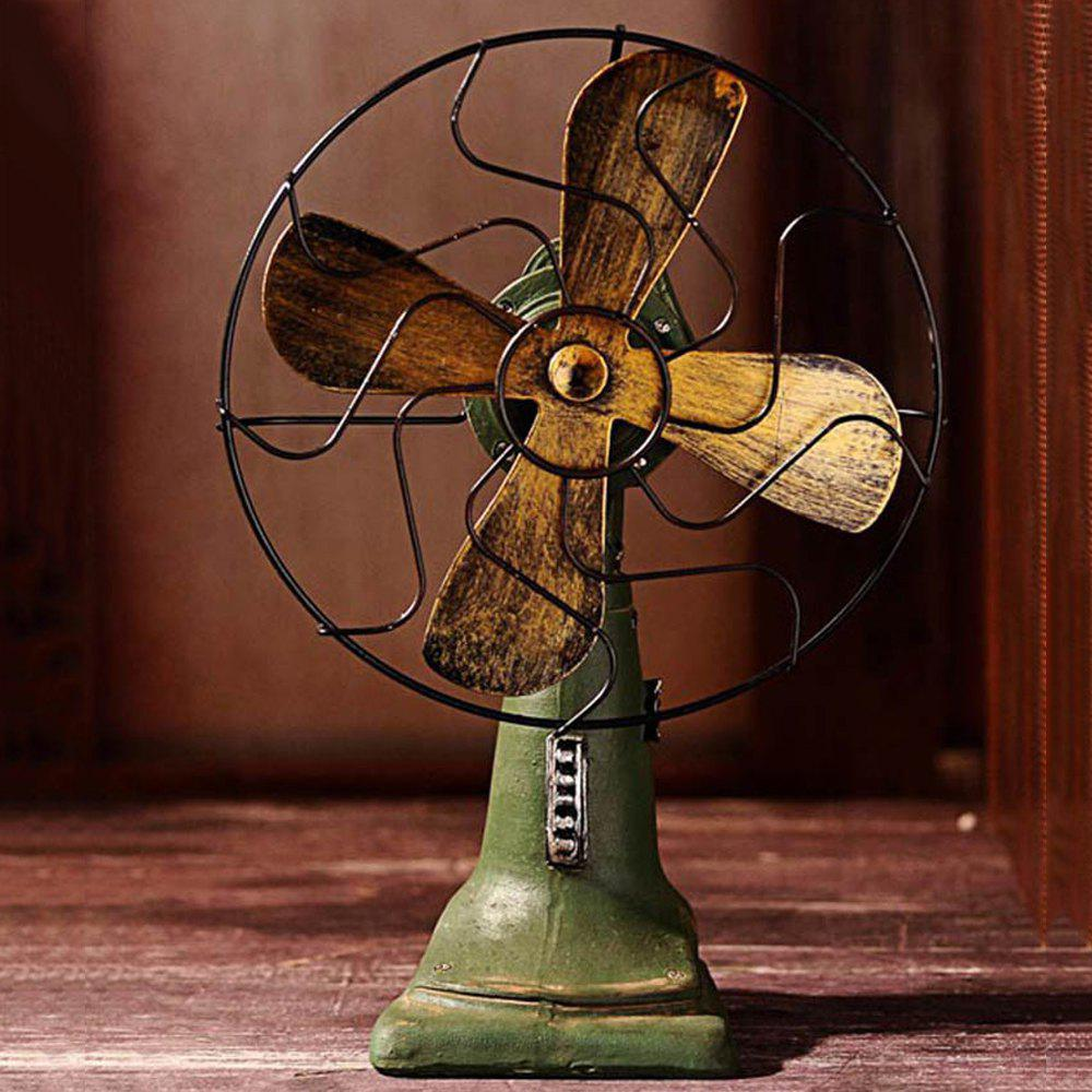 Home Decorations Fan Technology Decoration 13640 - BRONZED