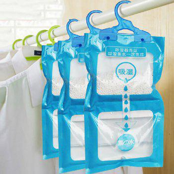 DIHE Direct Mounted Closet Mildewproof Desiccant Bag - COLORMIX
