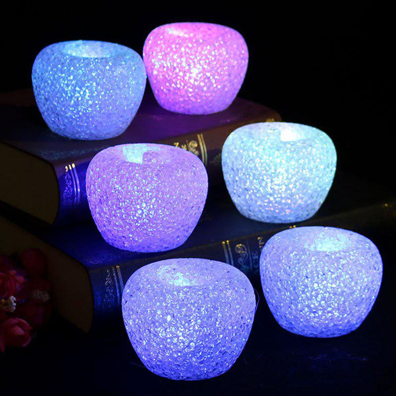 JUEJA Lampe de Nuit LED Multicolore RVB en Forme d'Adorable Mini Fruit Cadeau de Noël - RGB