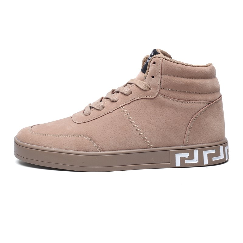 High Neck Students' Leisure Shoes - LIGHT BROWN 42