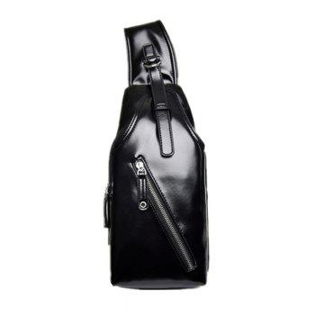 Fashion Men s Satchel Bag Chest Pack