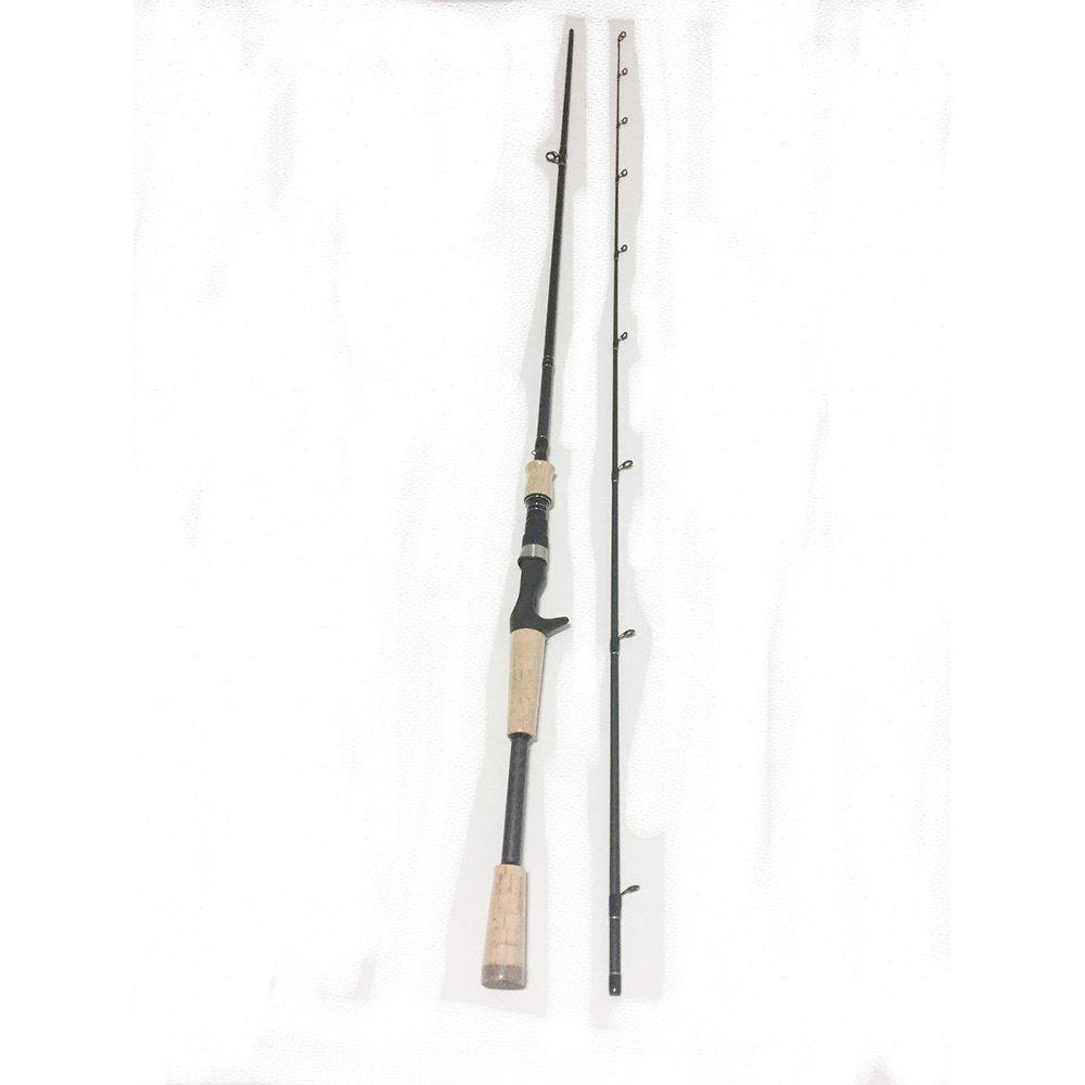 Ilure American Casting Fishing Rod - BLACK