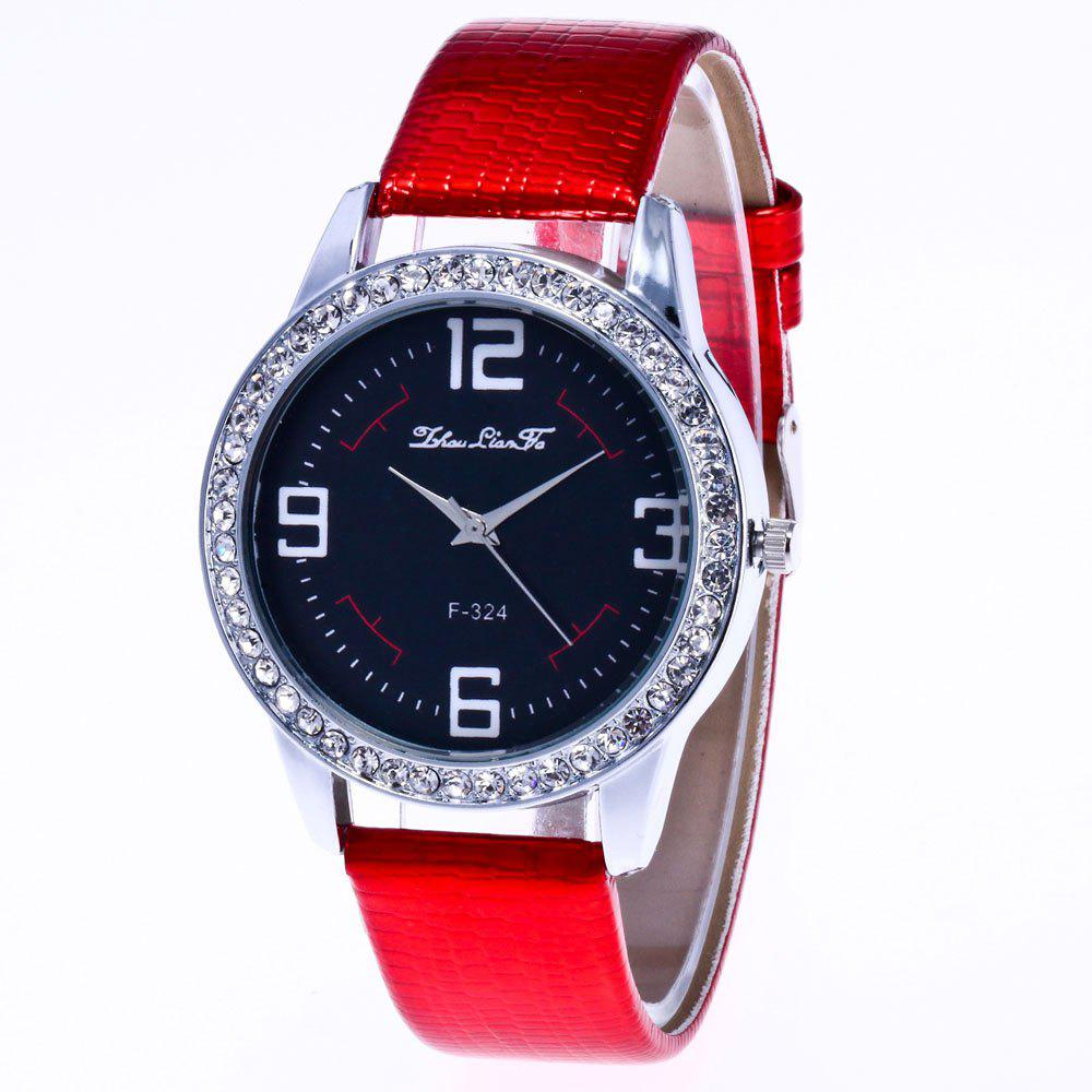 ZhouLianFa New Wristband Ladies Luxury Silver Dial Crocodile Diamond Black Eyes Big Quartz Watch with Gift Box карабин black diamond black diamond rocklock twistlock