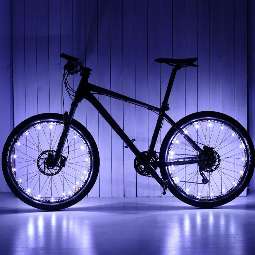 Nocturnal Riding LED Waterproof Wheel Lamp for Bicycle riding wild