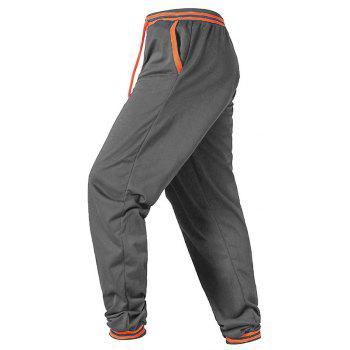 Men'S Trousers  Large Size Casual Pants - DARK GRAY 3XL