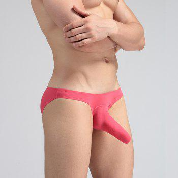 Recycled Fiber Men's Underwear Sex Appeal - RED RED