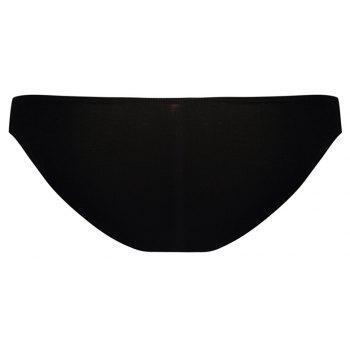 Recycled Fiber Men's Underwear Sex Appeal - BLACK S