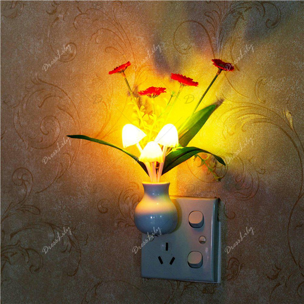 Sunflower Photoelectric Sensor for  the Color of  Night Light - COLOUR