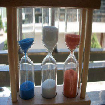 135 timing creative hourglass fine arts and crafts - COLORMIX 9CM X 9CM X 3CM