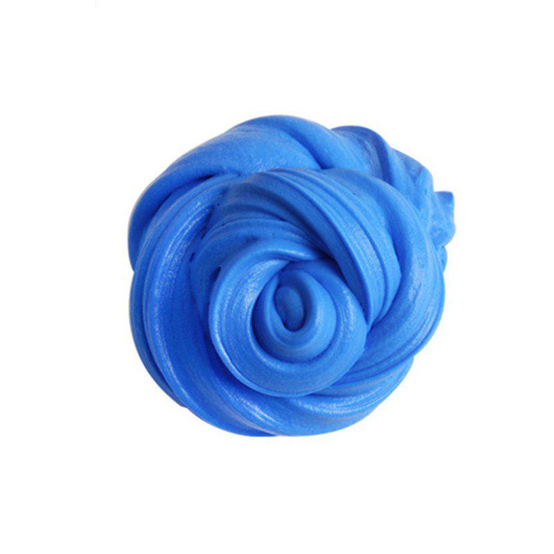 Colorful Soft Scented Stress Relief Sludge Kids Toy Creative - CERULEAN