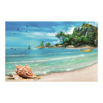 Naiyue 6013 Islands Print Draw Diamond Drawing - COLORMIX COLORMIX