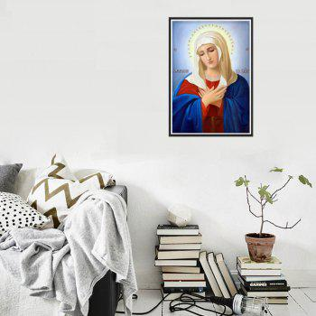 Naiyue 7128 Religious Saint Print Draw Diamond Drawing - COLORMIX