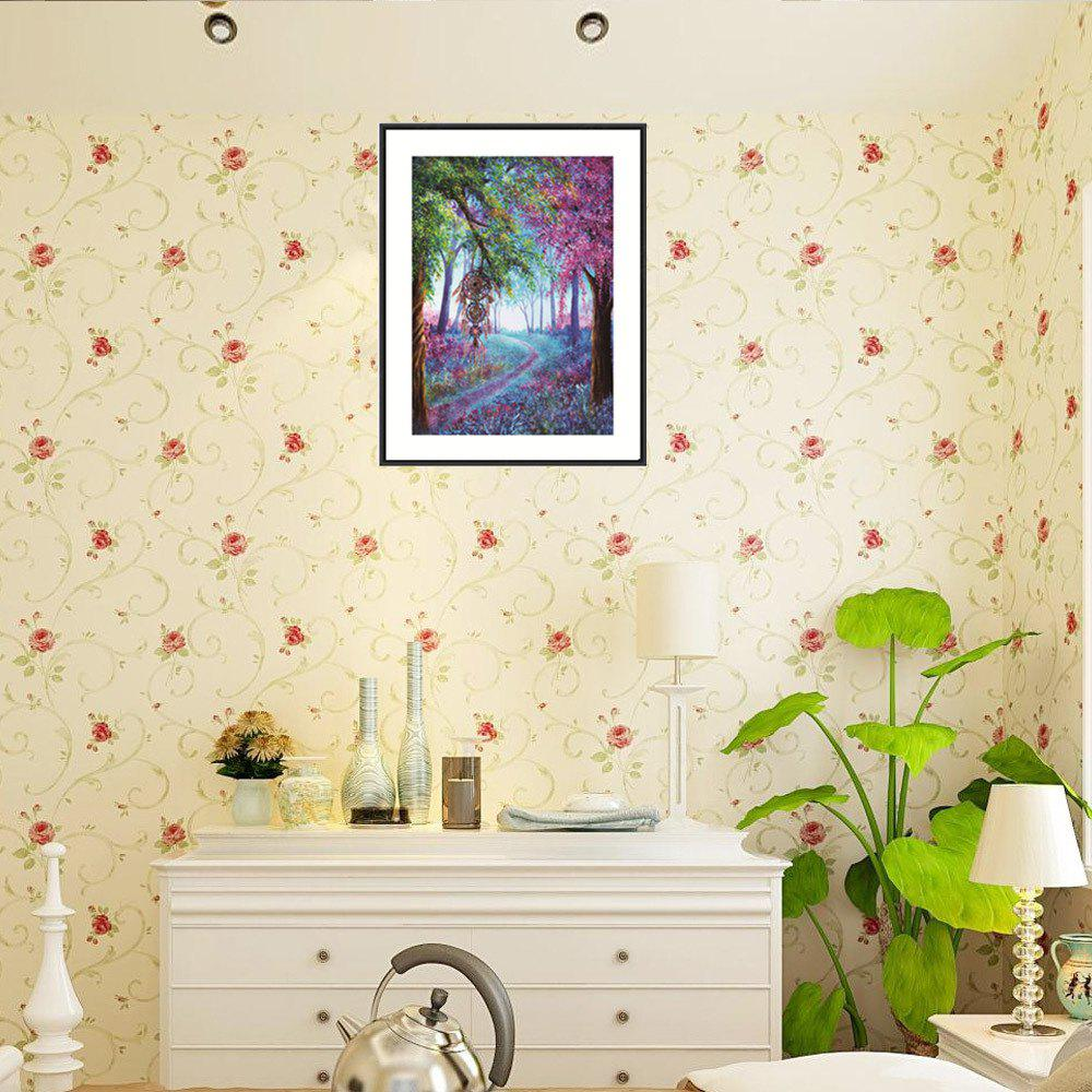 Naiyue Z032 Dream Tree Print Draw Diamond Drawing - COLORMIX
