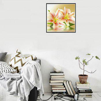 Naiyue 7148 The Lilies Print Draw Diamond Drawing -  COLORMIX