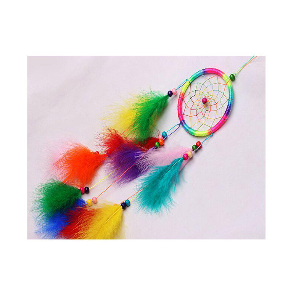Naiyue 7151 Dreamcatcher Imprimer tirage au sort Dessin au diamant - multicolorcolore