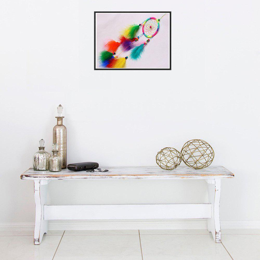 Naiyue 7151 Dreamcatcher Print Draw Diamond Drawing - COLORMIX