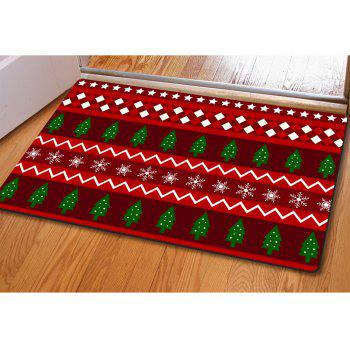 Doormat Anti Slip Entry Way Floor Mat for Bathroom Bedroom Kitchen Living Room Water-absorbing Tapetes - THE CHRISTMAS TREE THE CHRISTMAS TREE