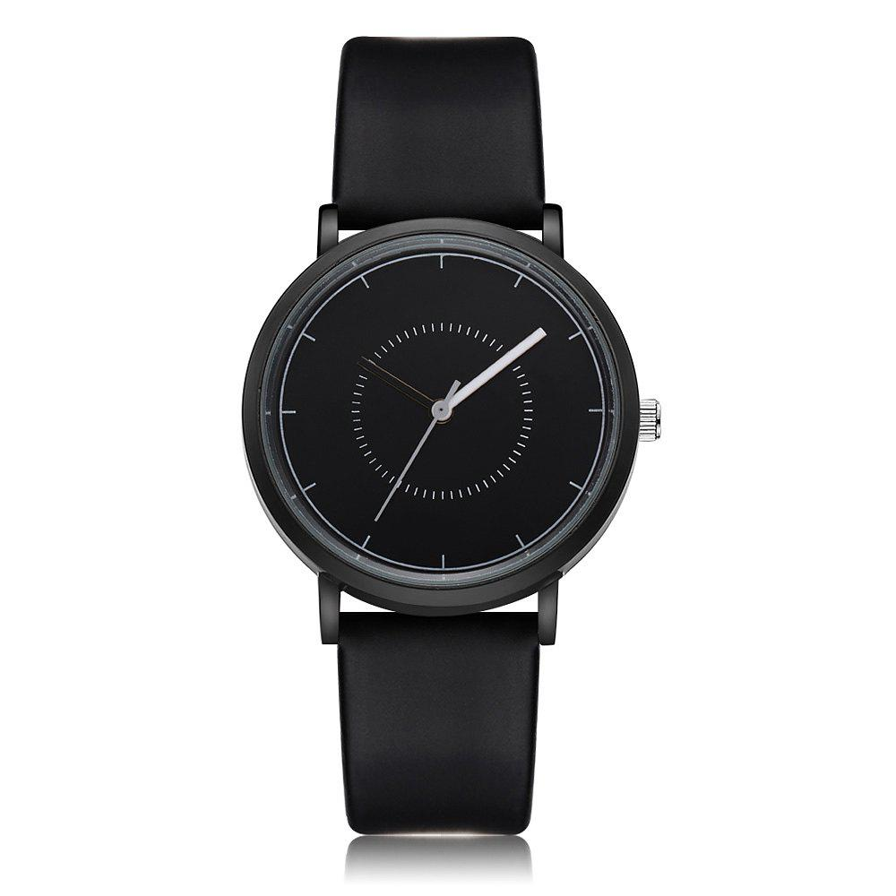 GAIETY G492 Men's Simple Fashion Watch - BLACK