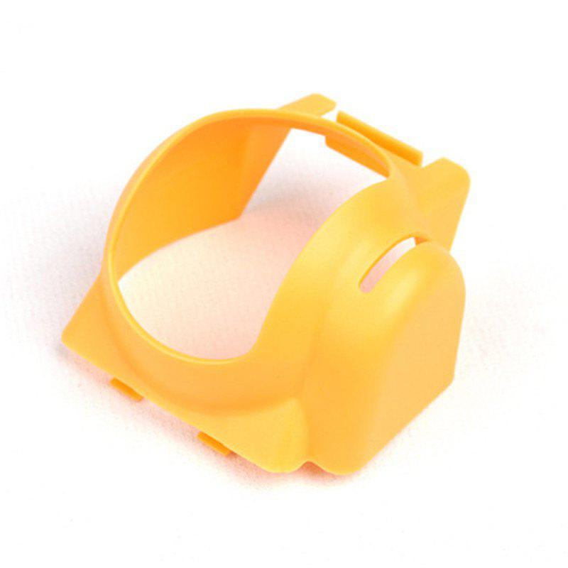 Gimbal Camera Guard Lens Sun Hood Protector for DJI Mavic Pro - YELLOW
