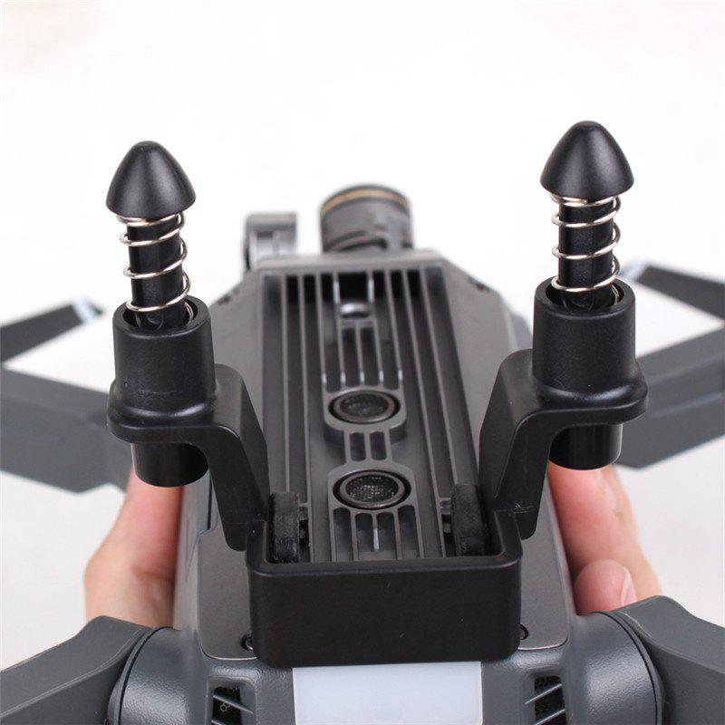 Heightened Shock-absorbing Landing Gear Stabilizers for DJI MAVIC PRO - BLACK