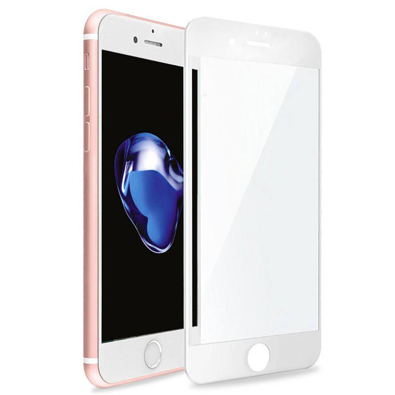 3D Full Coverage 9H Hardness HD Clear Tempered Glass Anti-Scratch Protective Film for iPhone 8 Plus/7 Plus защитные стекла liberty project защитное стекло lp для nokia 630 tempered glass 0 33 мм 9h ударопрочное
