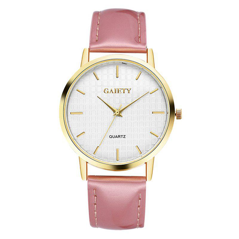 GAIETY G077 Ladies Fashion Quartz Women Watches - PINK