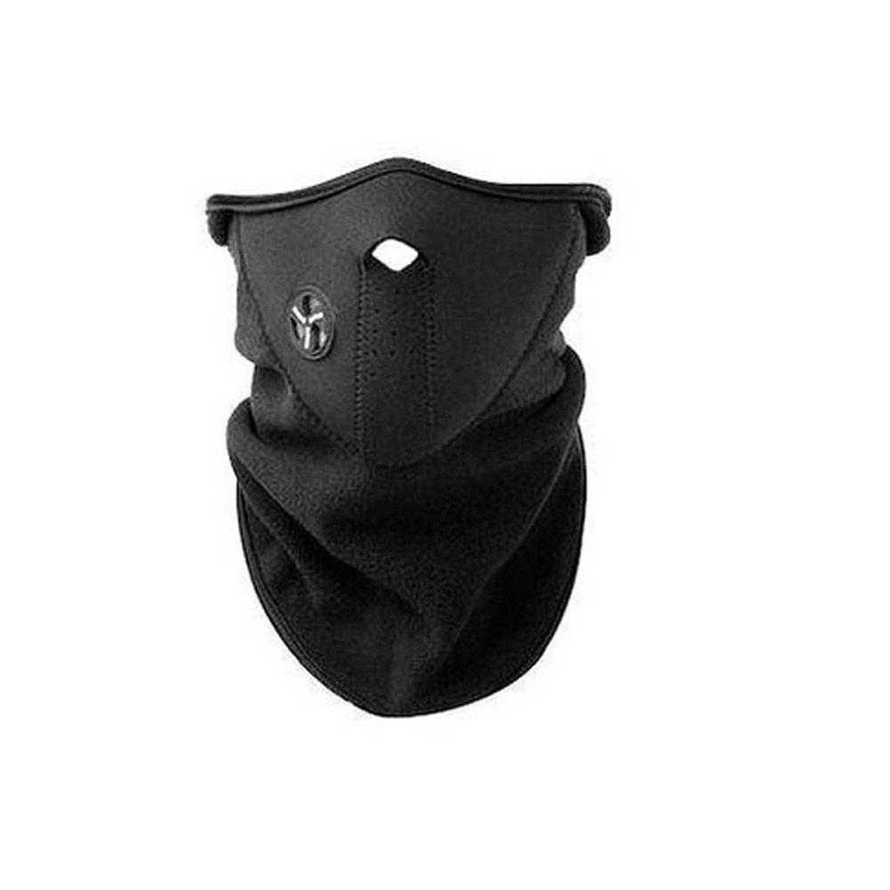 Unisex Windproof DustProof Half Face Mask for Winter Motorcycle Cycling Hiking Skateboard Skiing Fishing Hiking Hunting cuhakci 2017 winter heating neck fleece hat headwear winter skiing ear windproof face mask motorcycle bicycle scarf