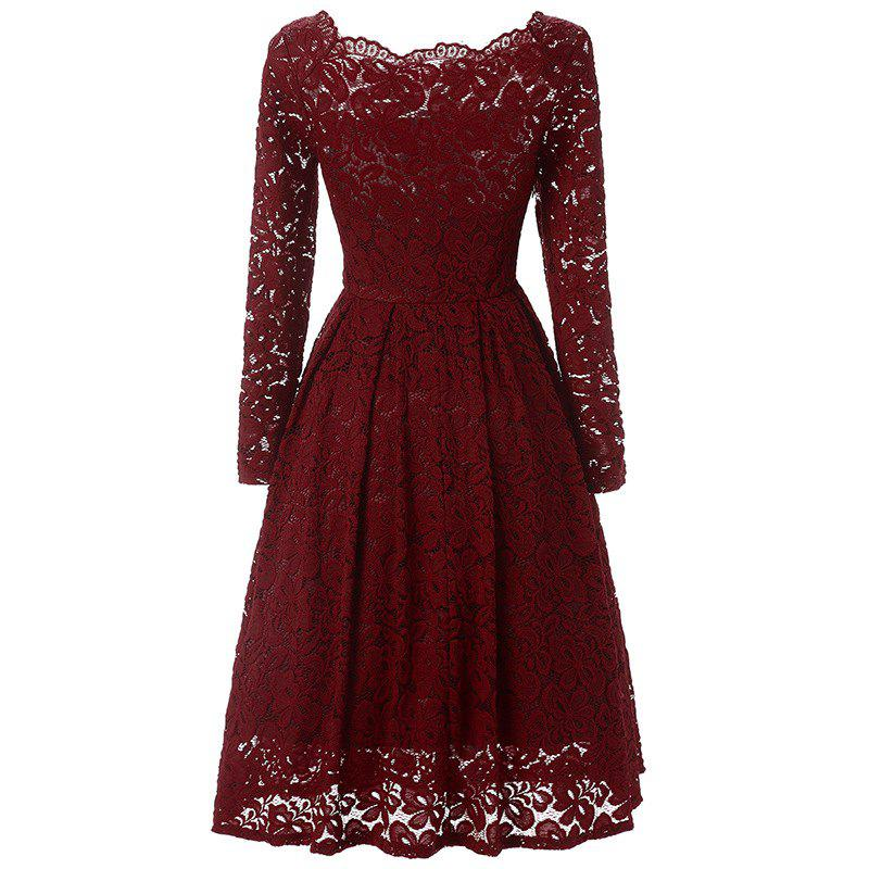 Vintage one-word lace dress segal business writing using word processing ibm wordstar edition pr only