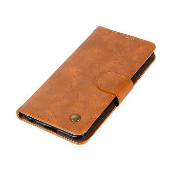 Extravagant Retro Fashion Flip Leather Case PU Wallet Cover Cases For LG X Style K200DS 5.0 inch Phone Bag with Stand - CITRUS