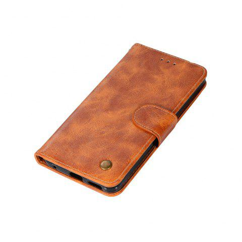 Extravagant Vintage Fashion Flip Leather Case PU Wallet Cover Cases For LG G6 5.7 inch PPhone Bag with Stand - CITRUS