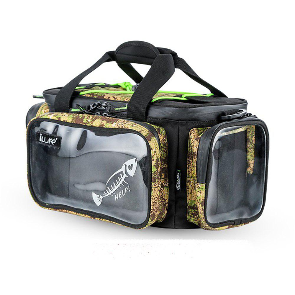 Ilure HELP Fishing Boat Lure Bag - DESERT CAMOUFLAGE
