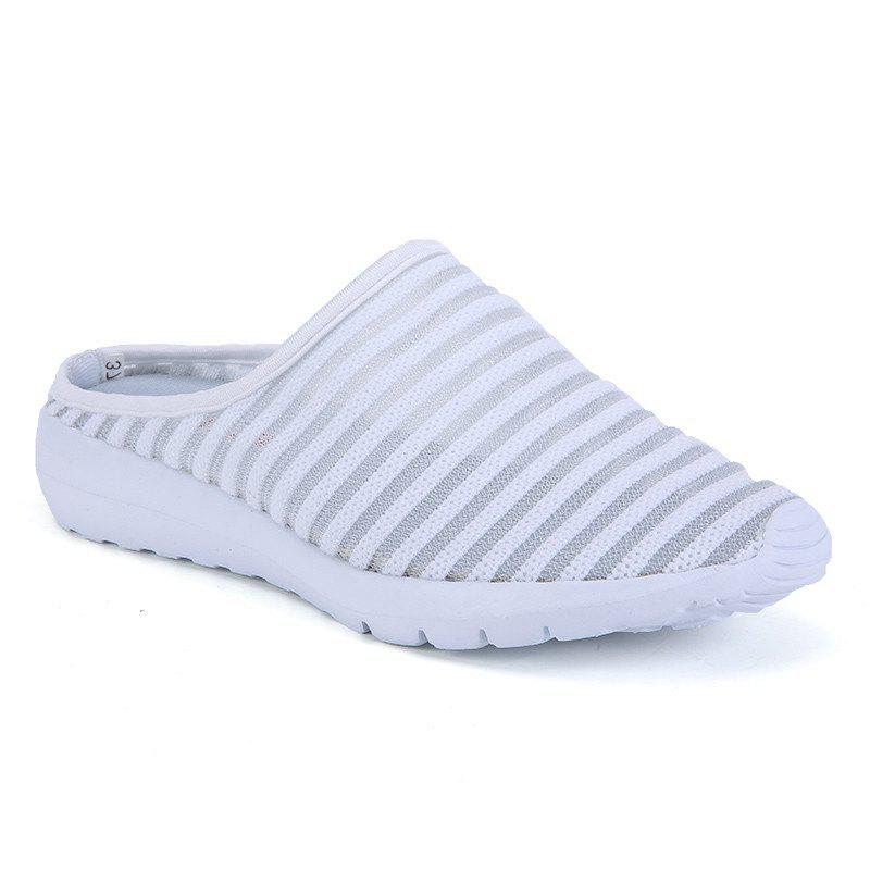 Summer New Tide Shoes Fly Half  Drag Women'S Sneakers