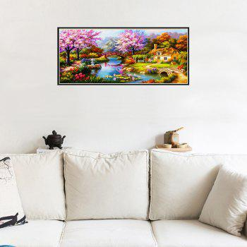 Naiyue 9214 Dream Home Print Draw Diamond Drawing - COLORMIX COLORMIX