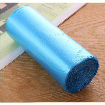 Disposable Bag Fivevolume Thickening Breakpoint One-off Environmental ProtectionDisposable Bag - BLUE