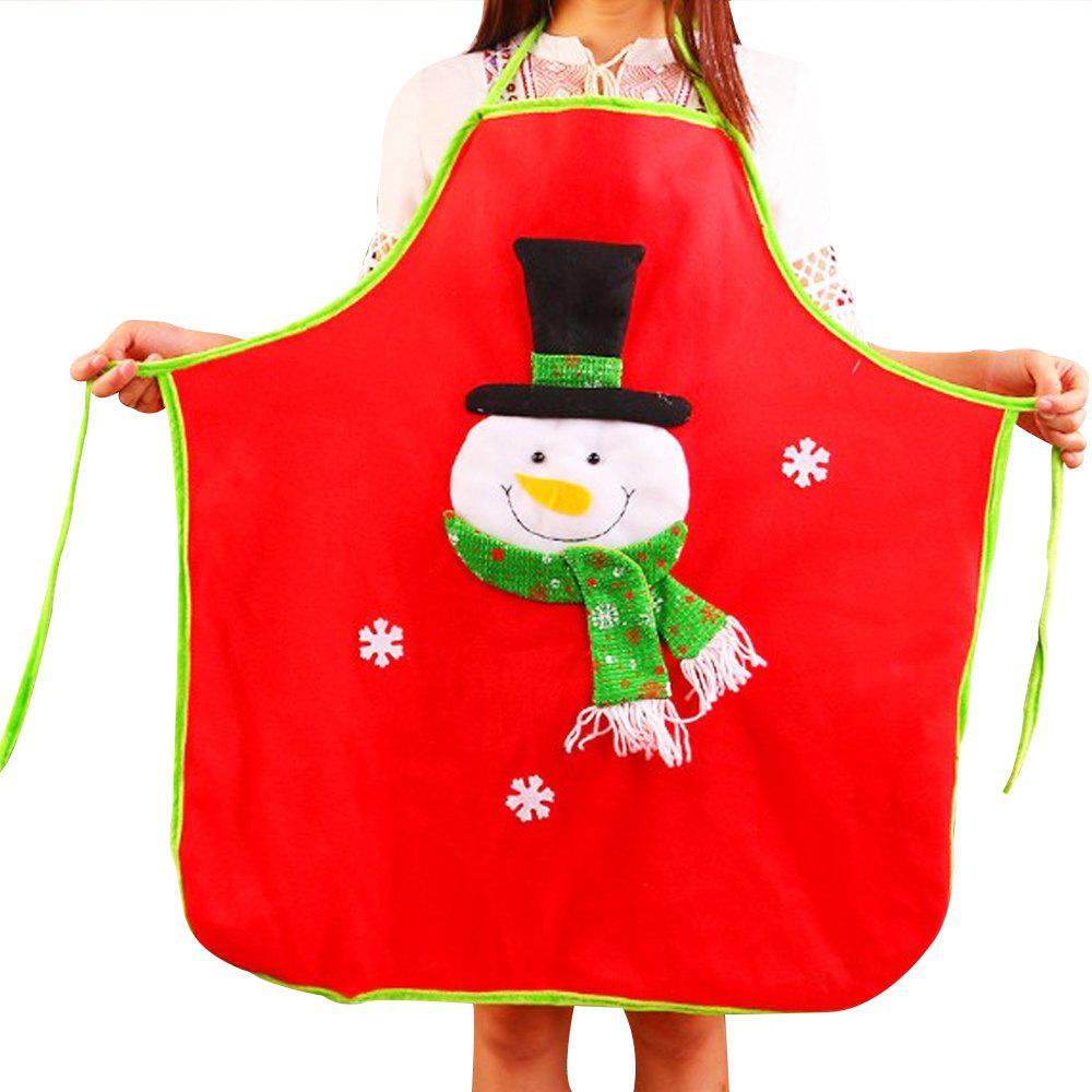 Christmas decorations Christmas non-woven elderly decals apron Christmas Day family party household items yeduo woman sexy apron new year christmas decorations