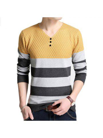 2017 Yellow Pullover Sweater Online Store. Best Yellow Pullover ...