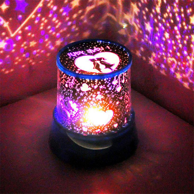 Creative Romantic Star Lights LED Projector Lamp 42