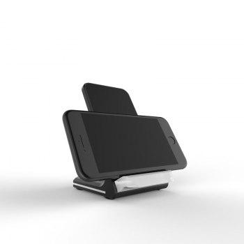 Wireless Charger IX350 QI Standard for Qi-devices - BLACK